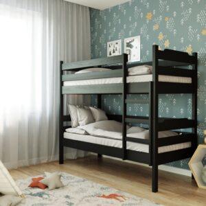 """Дитяче двоповерхове дерев'яне Ліжко """"Мілена-2"""