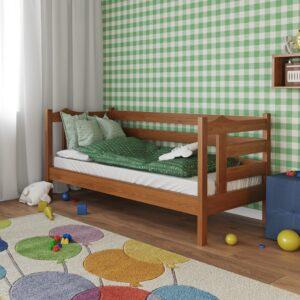 """Дитяче дерев'яне Ліжко """"Санта-1"""""""