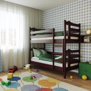 "Дитяче Ліжко двоповерхове""Санта"""